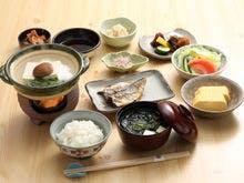 【ご朝食】京都の和定食※イメージ