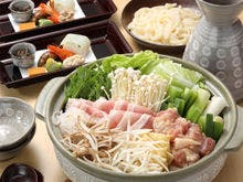 【御夕食】ちゃんこ鍋※イメージ