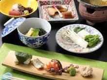 【ご夕食】季節の京会席※イメージ
