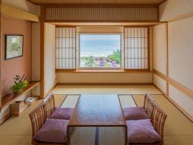 内風呂があって2食付きの下田温泉の宿を教えて