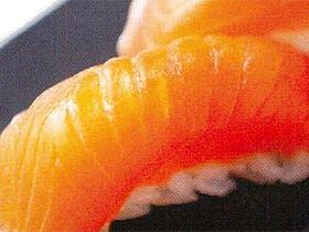 やまなしブランド魚「富士の介」の握り寿司