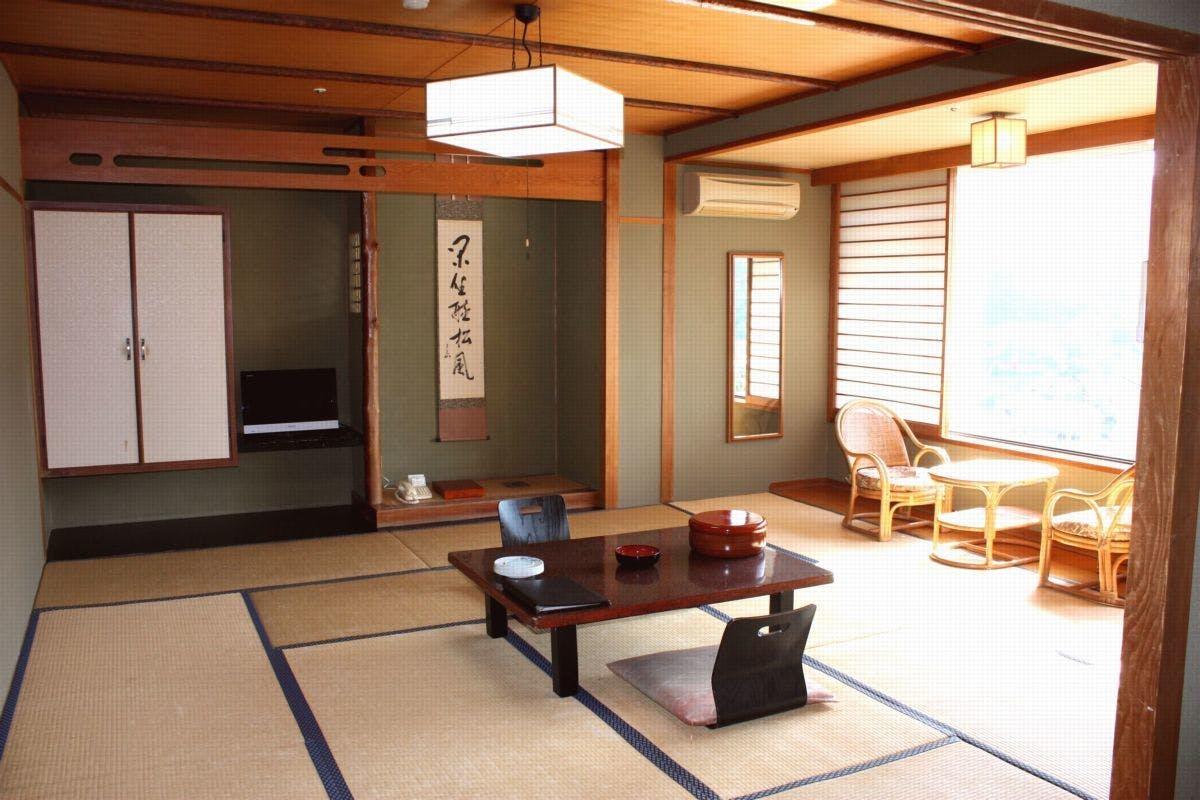 【喫煙】【山村別館】和室お任せ・10畳~12畳