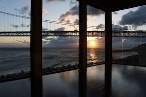 明石海峡大橋の目の前。絶景のロケーションに建つ貸別荘PonteCasa