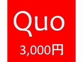 QUOカード3,000円分付プラン 大浴場完備 朝食付