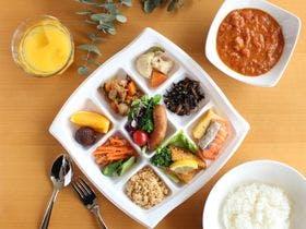 朝食提供方法の変更について