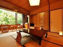 和の空間の客室