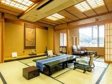 温泉露天風呂付和室:臙支(えんじ)208