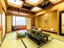 露天風呂付和室:紺瑠璃(こんるり)606