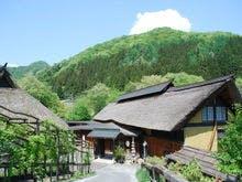 囲炉裏がある伊香保温泉で昔体験できるしなびた感じの旅館