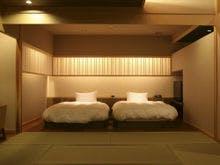 """海の庭""""栄楽""""寝室"""