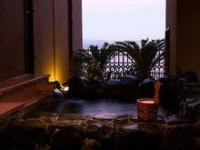 星の庭F・露天風呂