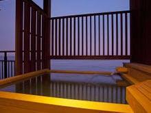 宙の庭G・露天風呂
