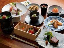 夕食/お手軽和食「季節の膳」(イメージ)