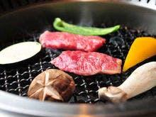 「佐賀牛」の贅沢『焼肉コース』
