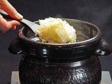 *【ご夕食:生姜ご飯(一例)】