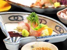 *【ご夕食:お造り(一例)】