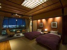 【652号室・赤烏】温泉内風呂付客室の一例