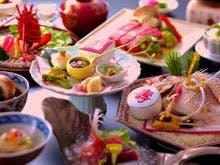 【萬松閣の祝い膳】お料理イメージ
