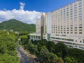 定山渓ビューホテル