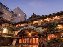 長崎の小浜温泉で一人利用できる温泉宿