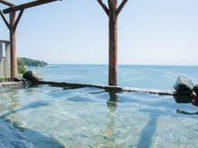 富山県・冬のご馳走寒ブリを楽しめて、景色の良い露天風呂がある温泉宿を教えて!