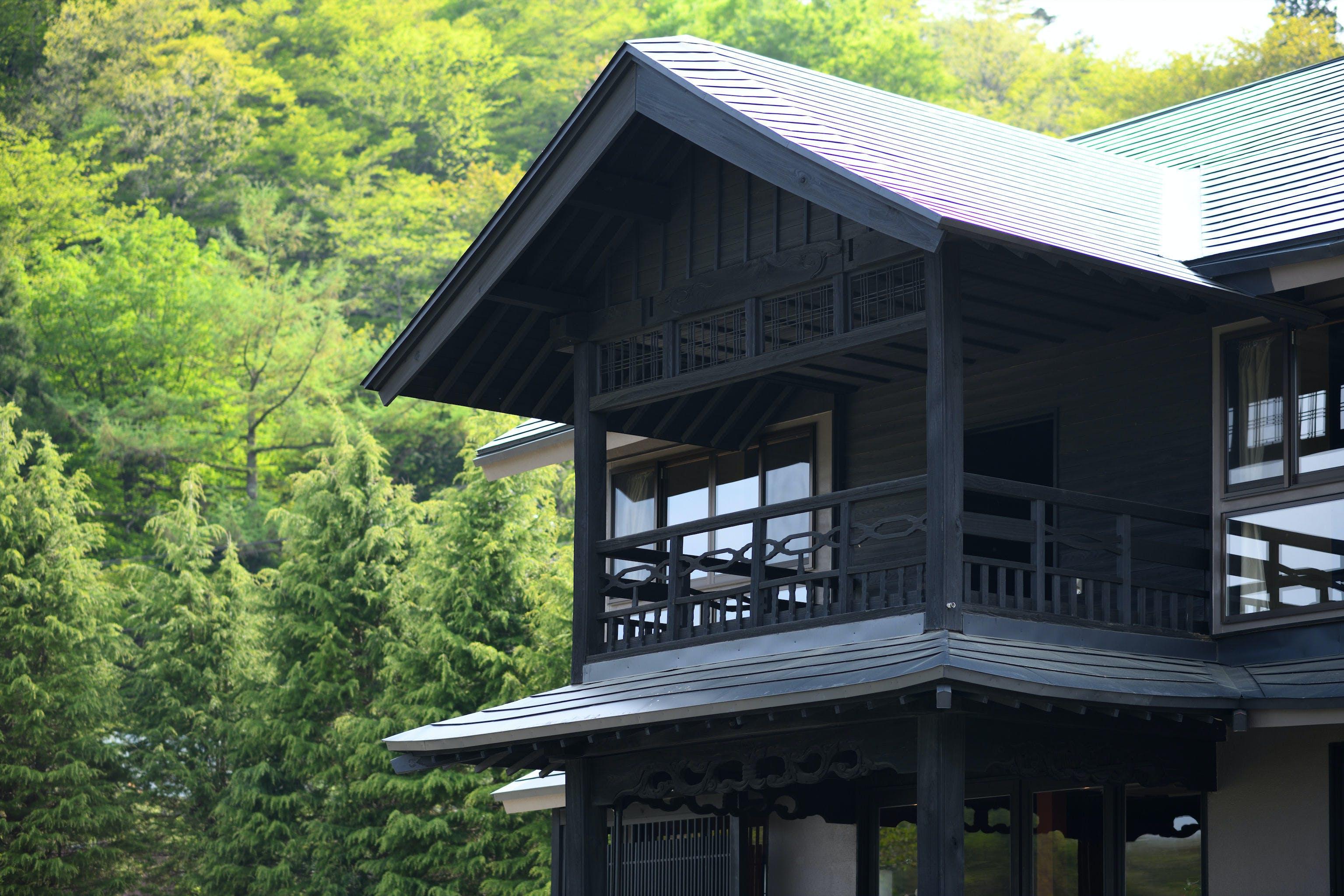 蔵王の山々を望む秘湯で癒される一棟貸切の温泉宿