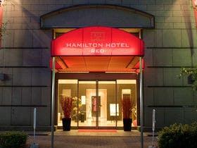 ハミルトンホテル−レッド−
