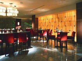 『中国料理 四川』のスタイリッシュな空間