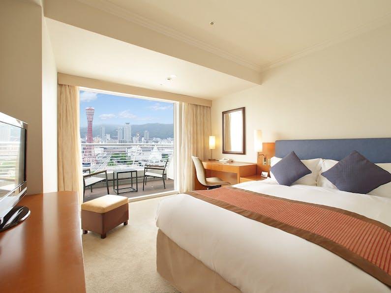 ホテル オリエンタル 神戸 メリケンパーク メリケンパークオリエンタルホテルの宿泊記|客室のアメニティと夜景ビュールームの眺望をレポ |