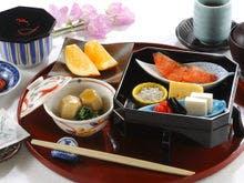 ご朝食(和食一例)