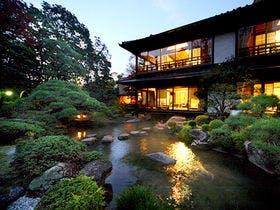 山口県でジブリ旅します。雰囲気のある温泉宿を探してます