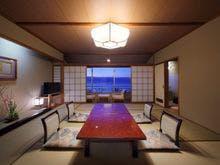 檜内風呂付和室(12.5畳)