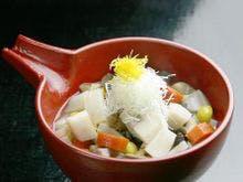 *夕食一例/越後の郷土料理「のっぺ」