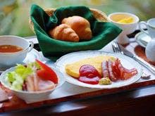 【洋食朝食】