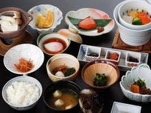 【和食朝食】本当に美味しいお米を