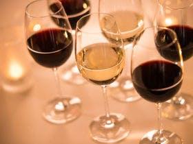 冬限定ワイン飲み放題