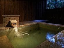 温泉露天風呂付客室 イメージ