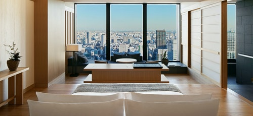 アマン東京