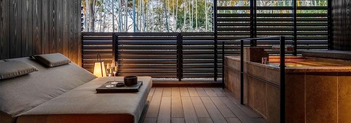 ふふ 奈良 庭屋一如の奈良リゾート