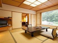 山側和室10畳のお部屋