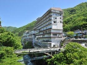 群馬県へラフティングに行きます。家族で景色がキレイな宿に泊まりたい