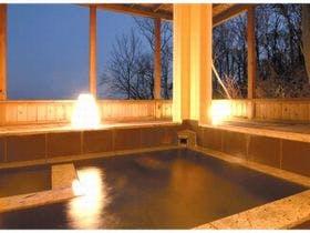個室露天風呂がある温泉宿