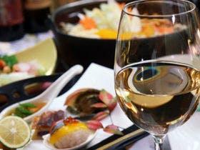 山梨でワインと露天風呂が満喫できる温泉旅館を教えて下さい。