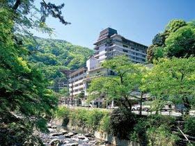 箱根湯本温泉で閑静で食事がおいしい宿