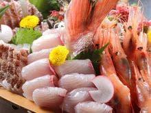 日本海荒磯舟盛