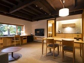 鎌倉 古今施設全景