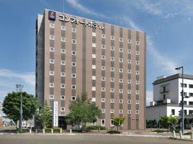 コンフォートホテル帯広