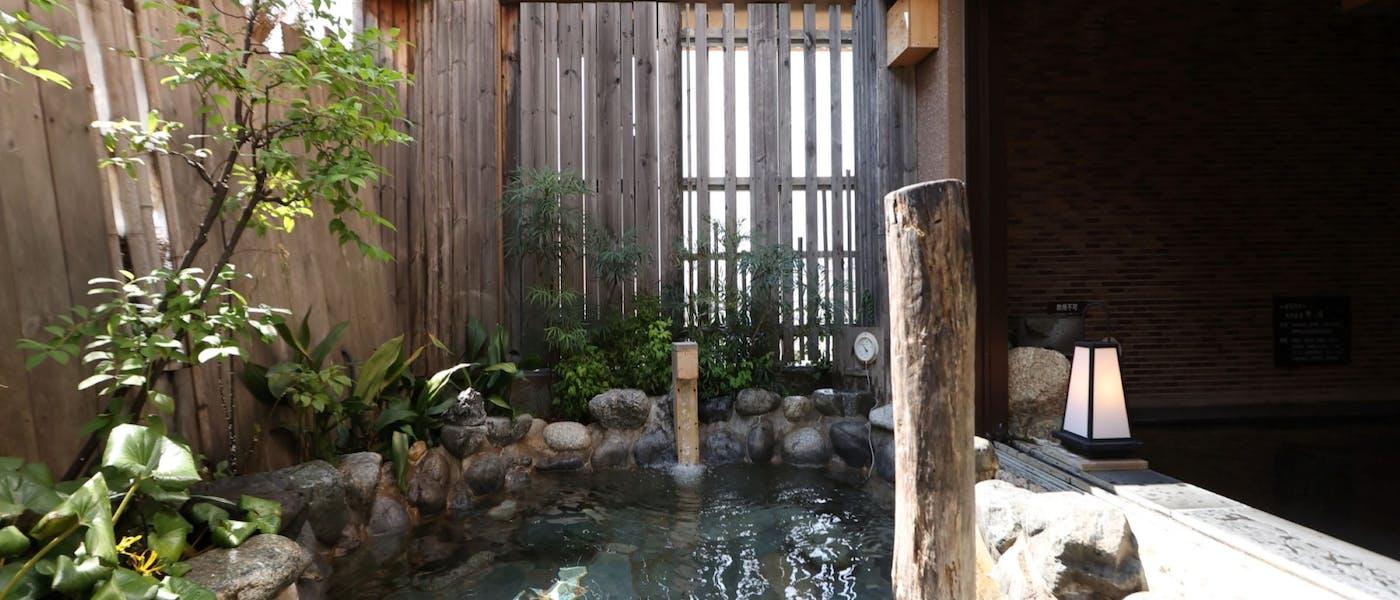 天然温泉 梓の湯 ドーミーイン松本