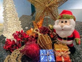 クリスマスサンタイメージ