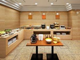 新しい朝食会場 イメージ